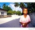 bambini pescatori maldiviani atollo di felidù maldive