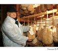 culatello di zibello controllo qualita prodotti tipici tradizionali lavorazioni carne suino maiale insaccati artigianali zibello parma