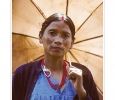 donna indu casat superiore sikkim india del nord himalaya