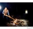 essicazione tradizionale castagne metato prodotti tipici vecchi mestieri economia montana parco regionale frignano modena emilia romagna