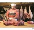 lavorazione carne suino maiale prosciutti stagionatura prodotti tipici modena emilia romagna