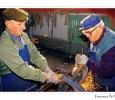 lavorazioni artigianali tipiche fabbro ferro battuto artigiano prodotti tipici castelvetro di modena emilia romagna