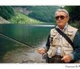 pesca sportiva acqua dolce pesca alla mosca lancio trota fario pesce alpino lago santo parco regionale frignano modena