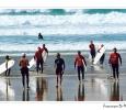 surf sport marini estremi penisola del quiberon costa oceano atlantico bretagna francia