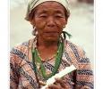 varie etnie popolano himalaya nepalesi indiani lepca tibetani sikkim india