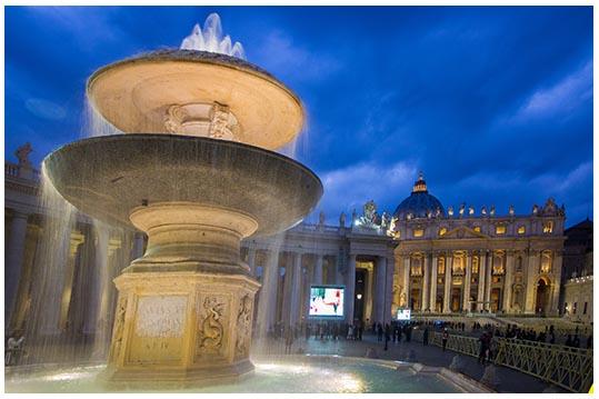 vaticano piazza san pietro roma _10